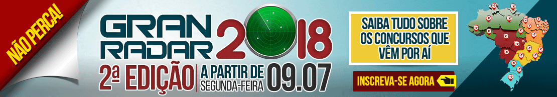 09/07 Gran Radar 2ª edição 2018